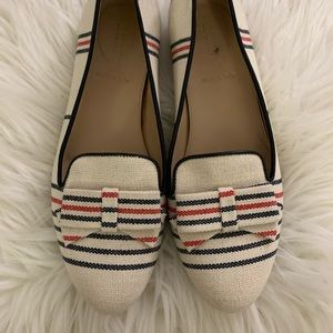 J.Crew Cleo Loafer with Bow
